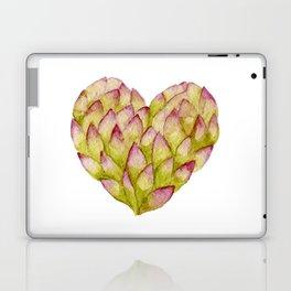 Watercolor Growing Love Laptop & iPad Skin