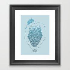 Chest Framed Art Print