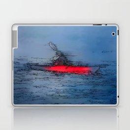 Wilderness Kayaker Laptop & iPad Skin