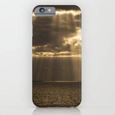 Golden rain iPhone 6s Slim Case