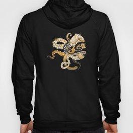 Metallic Octopus Hoody