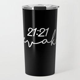 21:21 evak Travel Mug