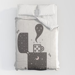 Halloween in a lighter Comforters