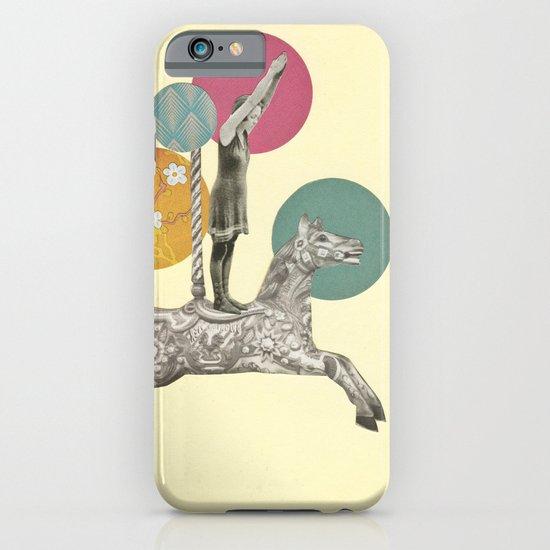 Runaway Horse iPhone & iPod Case