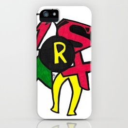 Young Justice iPhone Case