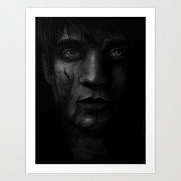 The Darkling Art Print