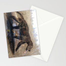 wilderness 2  Stationery Cards