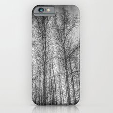 Sunset Forest in Monochrome Slim Case iPhone 6s