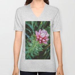 Dos Floras Unisex V-Neck