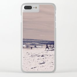 Free. Clear iPhone Case