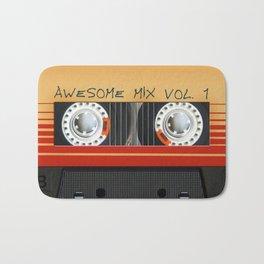 Awesome Mix Cassette Vol.1 Bath Mat