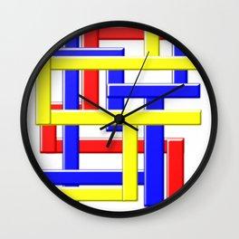 Tubular Wall Clock