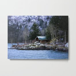 Landscape Art - Get Away From It All Metal Print