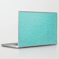 dots Laptop & iPad Skins featuring Dots. by Priscila Peress