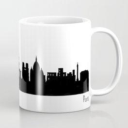 Skyline Paris (France) Coffee Mug