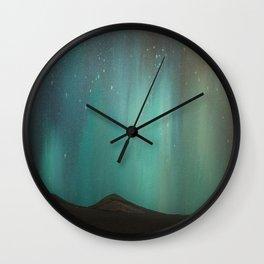 Fernie Lights Wall Clock