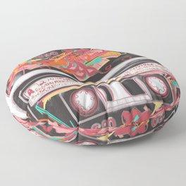 550 - A-Side Mixtape Floor Pillow