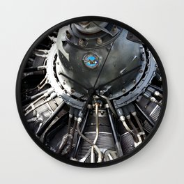 Dependable Engines Wall Clock