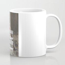 Tough Lesson Big Blessing Coffee Mug