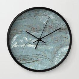 Vessel 45 Wall Clock
