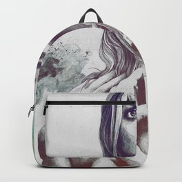 Gloria: Blue Backpack