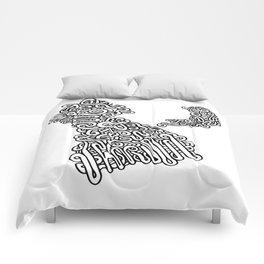 Jelita Rysunek #1 Comforters