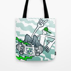 Skate Air Tote Bag