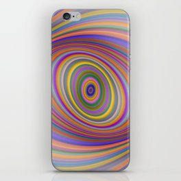 Happy Hypnosis iPhone Skin