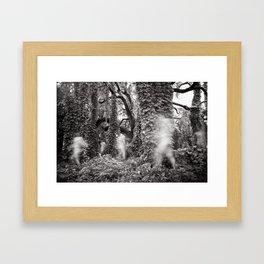Ephemerality Framed Art Print