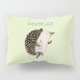 Hedgejog Pillow Sham