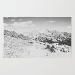 ROCKY MOUNTAINS / Colorado Rug