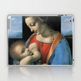 "Leonardo da Vinci ""Madona Litta"" Laptop & iPad Skin"
