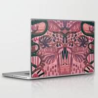 jungle Laptop & iPad Skins featuring Jungle by Akwaflorell
