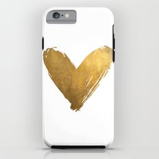 Heart of Gold iPhone 6s Tough Case