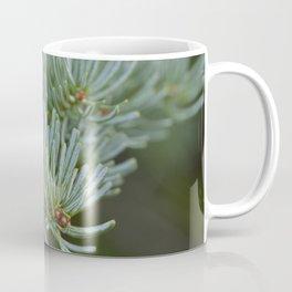 Holiday Evergreens Coffee Mug
