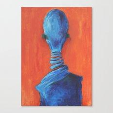 Nobody Canvas Print