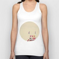 Fun Slide Unisex Tank Top