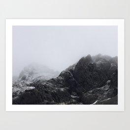 Isle of Skye Art Print