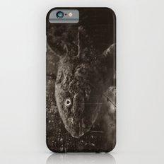 Axolotl Horst grey iPhone 6s Slim Case