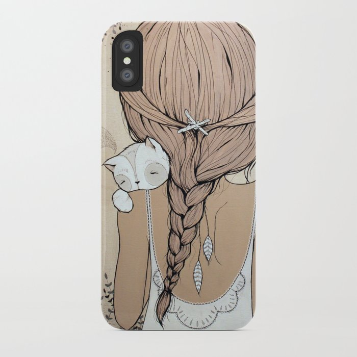 Stay Close iPhone Case