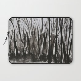 Brent skog - Gerlinde Streit Laptop Sleeve