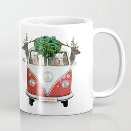 ALPACA ALPACA ALPACA - NEVER STOP EXPLORING - X-MAS Coffee Mug