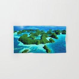 Palau Island Paradise Hand & Bath Towel