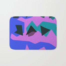 Purple Purple Bath Mat