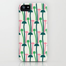 MUSHROOM iPhone Case