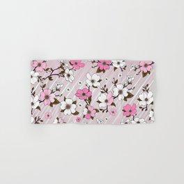 Lovable Flowers 15 Hand & Bath Towel