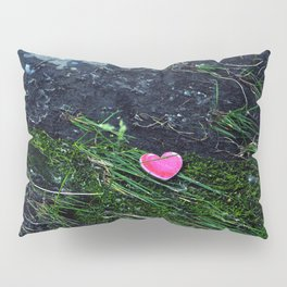 discarded heart Pillow Sham
