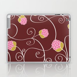 Raspberry Patch Red Laptop & iPad Skin