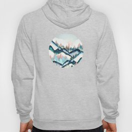 Winter Forest Hoody