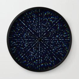 Light Source Wall Clock